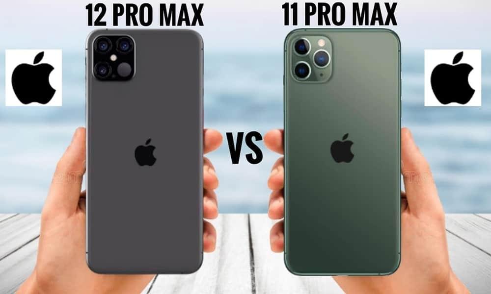 Camera iPhone 11 Pro so với iPhone 12 Pro