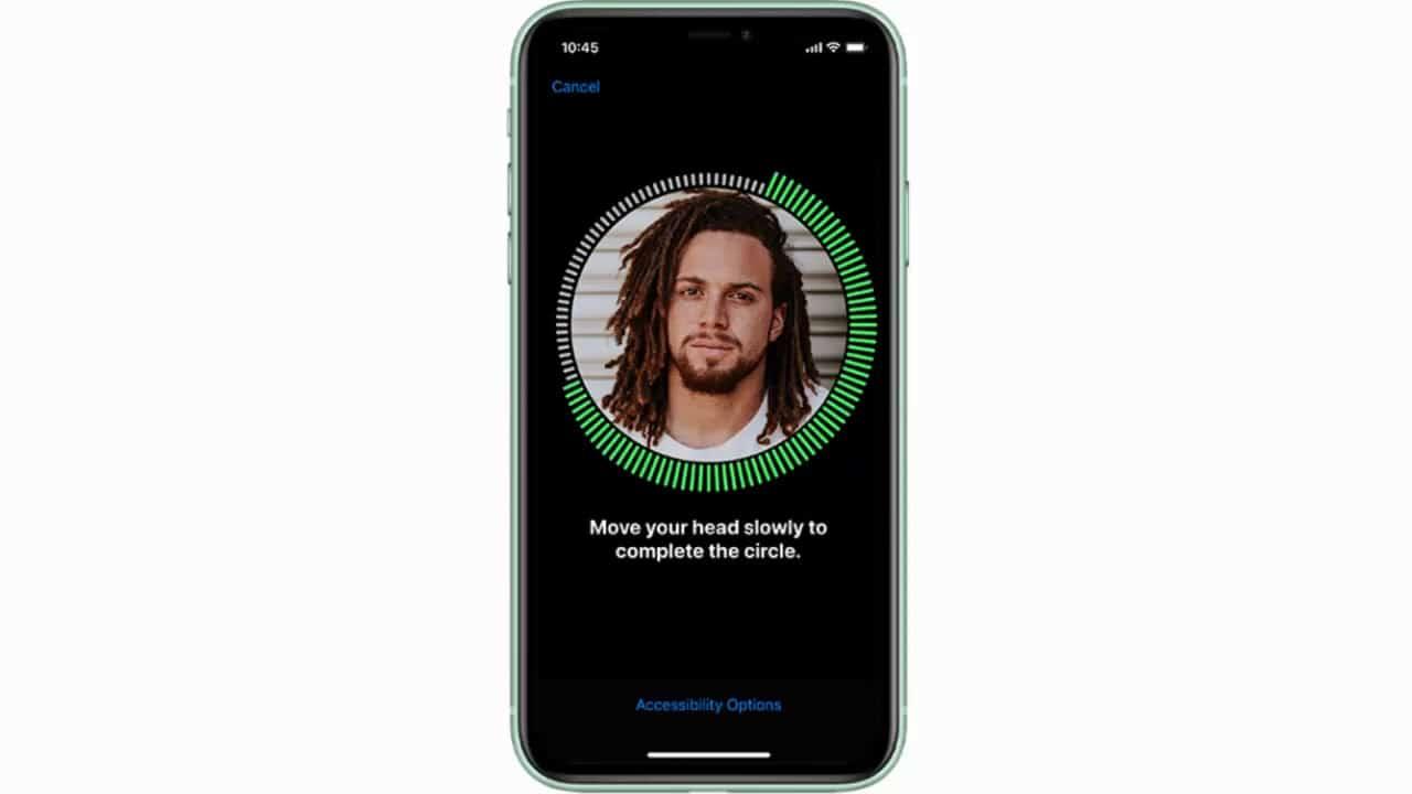 Bảo mật và quyền riêng tư của Face ID