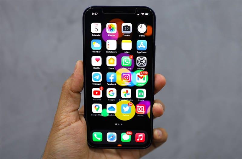 tính năng theo dõi ứng dụng trong iOS 14.5