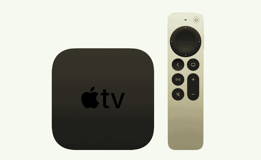 Apple TV 4K 2021 trang bị A12 Bionic, điều khiển từ xa được thiết kế lại