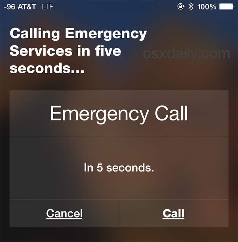 """""""Hey Siri! Call Emergency!"""""""